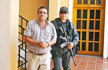 El abogado Guillermo Rhenals Nova.