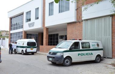 El cuerpo de la mujer ingresó a Medicina Legal.