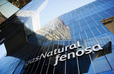 Sede de Gas Natural Fenosa, ubicada en Madrid, España.