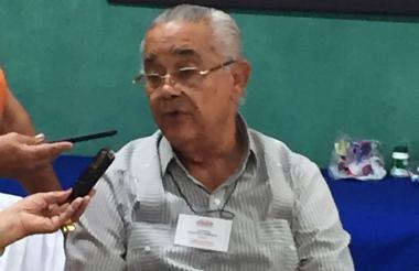 Ricardo Rosales.