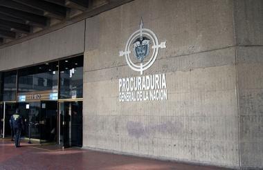 Sede de la Procuraduría General de la Nación en Bogotá.