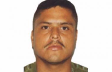 Alias 'Jairo', cabecilla del ELN ultimado este sábado en combates con el Ejército en el Sur de Bolívar.