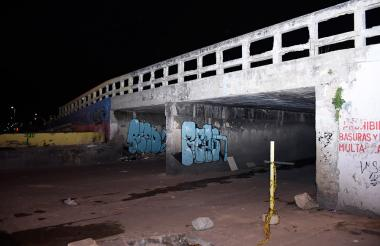 Puente de la cerrera 50.