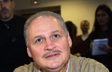 El venezolano Ilich Ramírez Sánchez, alias 'Carlos' o 'El Chacal'.