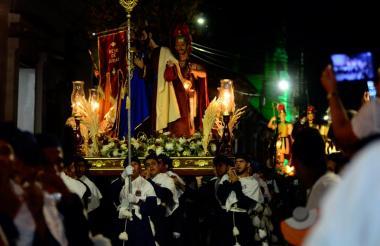 En Mompox, la celebración de la Semana Mayor se vive de una manera diferente.