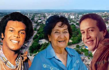 Joe Arroyo, Esthercita Forero y Diomedes Díaz son algunos de los artistas que le han cantando a Barranquilla.