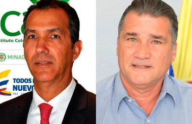 Luis H. Martínez y Anatolio Santos O.