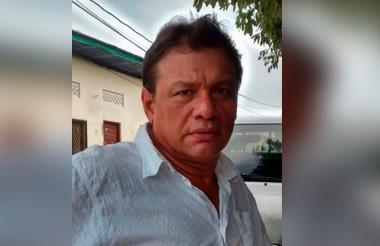 Lorenzo Hoyos Vega, capturado.