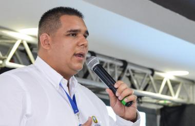 Federman Vizcaíno, nuevo secretario Privado de la Alcaldía de Soledad.