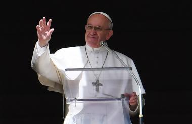 La visita del papa a Cartagena, que tendrá lugar el próximo 10 de septiembre.