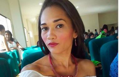Adriana del Carmen Hernández, asesinada.