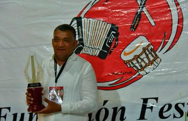 El rey de reyes de la Canción Inédita Vallenata, Ivo Díaz.