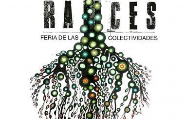 Logo de la sexta edición de la Feria de las Colectividades.