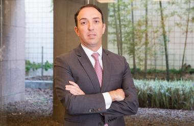 Álvaro Pimentel, pte. de Itaú CorpBanca Colombia.
