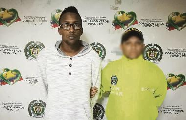 Jainer Arzuza, alias Cola y Pola, no aceptó los cargos imputados por la Fiscalía.