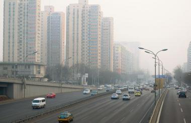 La contaminación en las grandes ciudades es uno de los problemas que más afectan al medio ambiente.