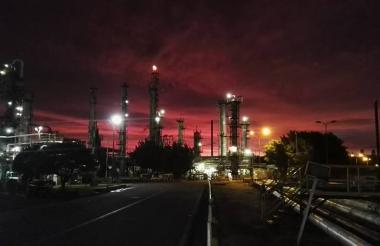 Refinería de Ecopetrol en Barracabermeja.