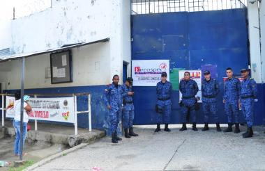 Desde hace 113 días en la cárcel La Vega no reciben nuevos presos.