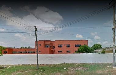 Hospital San Andrés.