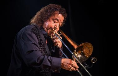 El músico Toninho Horta.
