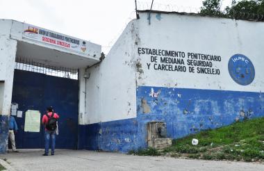 Cárcel La Vega, de Sincelejo, no aguanta un preso más.