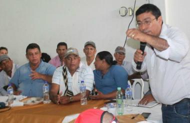 Las directivas de Codemojana esperan que sus peticiones sean alcanzadas por el bien y el desarrollo de la Mojana