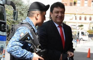 'Kiko' Gómez fue condenado en la semana pasada por tres crímenes, para completar un total de seis.