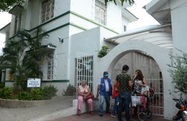 Sede de Coomeva ubicada en la carrera 58 con calle 75, en el norte de Barranquilla.