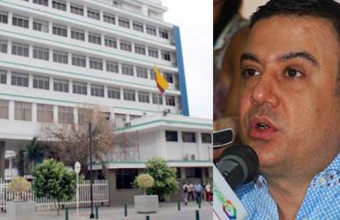 La Contraloría esculcó sobre los recursos del SGP en la Gobernación de Córdoba, durante la vigencia 2016.