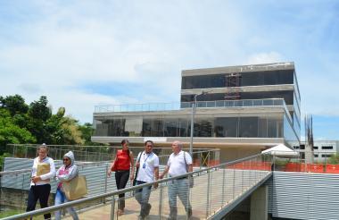 Esta es la nueva sede de la Alcaldía de Sincelejo.