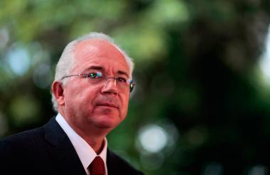 Rafael Ramírez, embajador de Venezuela en EEUU