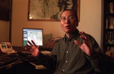 Liu Xiaobo, premio Nobel de Paz.