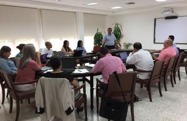 Discurso de instalación Dr. Orlando Acuña Gallego, Rector Seccional de la Universidad Libre de Barranquilla.