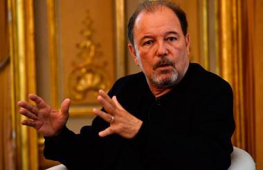 Rubén Blades, intérprete y compositor panameño