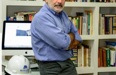 Francisco Posada, gerente y socio de Mar Azul en Colombia.