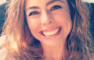 Chely Torres, la mujer que le robó el beso a Carlos Vives.