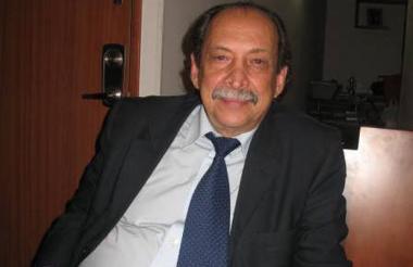 Alfredo Isaac Fernández, médico asesinado en 2014.