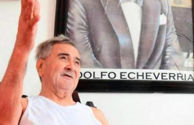 Adolfo Echeverría.