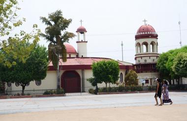 Imagen de referencia. Plaza de La Jagua de Ibirico (Cesar).