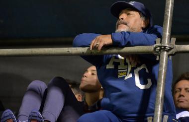 Diego Maradona siempre ha protagonizado declaraciones polémicas.