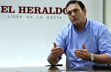 Para Pinzón la corrupción puede tratarse con el uso de más herramientas tecnológicas.
