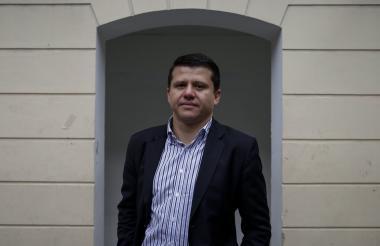 Bernardo 'Noño' Elías.