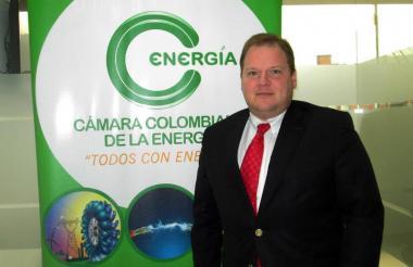 Andrés Taboada, presidente ejecutivo de CCE.
