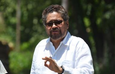 'Iván Márquez' en Pondores (La Guajira).