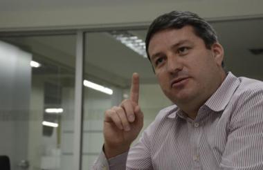 Álvaro González.