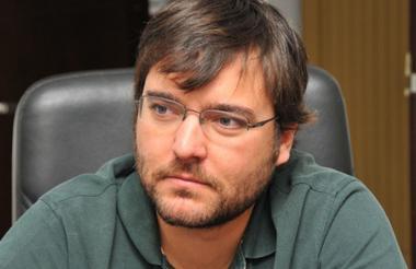 El ministro de Vivienda, el barranquillero Jaime Pumarejo.