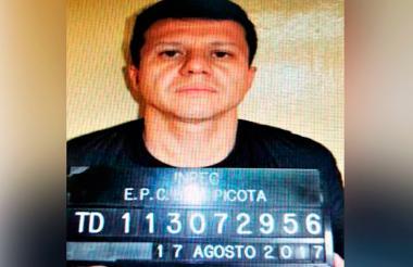 Bernardo 'Ñoño' Elías en la foto de la reseña.