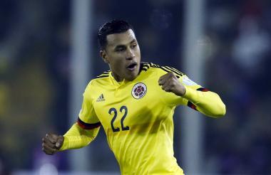 Jeison Murillo, defensa colombiano.