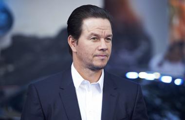 El actor estadounidense Mark Wahlberg.