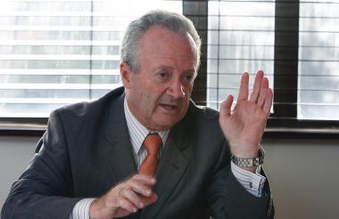 Arturo Calle, empresario colombiano.